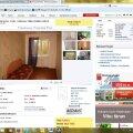 """Müügil on """"ühetoaline korter"""", mis tegelikult on vaid tuba suuremast korterist. Foto: ekraanitõmmis"""