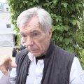 ВИДЕО DELFI | Юрий Николаев: сделал тур по Эстонии, считай, что всех объездил. Кто мыслит стратегически, тот не отказывается от России