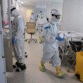 Venemaal oli uusi koroonaviirusega nakatunuid teist päeva üle 10 000