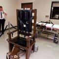USA Tennessee osariigis hukati mõrvar elektritoolis