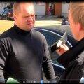MUST NELJAPÄEV: Fred Veber kuulis 2013. aasta aprillis Pärnus aset leidnud kinnipidamisel, et politsei on tema tegemisi 18 kuud valvsalt jälginud.