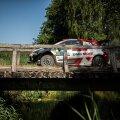 Elfyn Evans Rally Estonial
