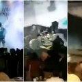 VIDEO | Hetk, mil tsunami uhas minema kontserdilava: kaos ühegi eelhoiatuseta