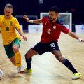 Чемпионат континента: Литва огорчила Египет, но не смогла выйти из группы