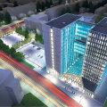Suur-Ameerika tänavale tehtava maja projekti autor on arhitektuuribüroo EA Reng.