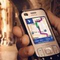 Nokia: aastaks 2012 on pooltes mobiilides GPS