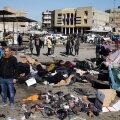 Bagdadi esimeses enesetapurünnakus ligi kahe aasta jooksul hukkus vähemalt 28 inimest