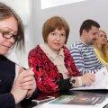 ФОТО: Специалисты по обучению взрослых из Украины и Молдовы изучают опыт Эстонии
