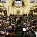 Egiptuse parlament kiitis heaks presidendi kahe ametiaja piirangu kaotamise