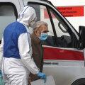 Venemaa jõudis nakatumisjuhtumite arvuga Saksamaale ja Prantsusmaale tihedalt kannule