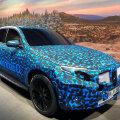 ВИДЕО: Mercedes представил нового конкурента электромобиля Tesla X