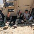 Eesti eriüksuslased tegutsesid Afganistanis ja on saanud selle eest liitlastelt kiita. Nüüd minnakse lähetusse Ukrainasse.