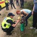 Kodust läks kaduma kolmeaastane poiss, päästjad ja politsei reageerisid täie jõuga