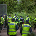 VIDEO | G7 tippkohtumise julgeolek Cornwallis: Silja Europa, 6500 politseinikku ja 400 Bideni ihukaitsjat