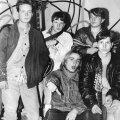TUBERKULOITED (vasakult): Vido Kaljus, Aivar Aigro, Aivar Kandla, istuvad Summer ja Alar Aigro. Marek Piigert oli selleks ajaks juba bändist lahkunud.
