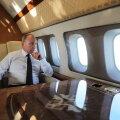 Vladimir Putin otsustas lennuliikluse Gruusiaga rahutuste tõttu peatada