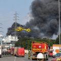 Saksamaal Leverkusenis toimunud võimsas keemiaplahvatuses hukkus vähemalt kaks inimest ja viis on kadunud