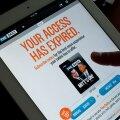 Murdoch tapab oma iPadil ilmunud ajalehe