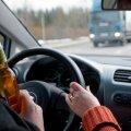 Lääne-Virumaal tabati reisijaid täis bussi roolist alkoholijoobes juht