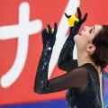 2019/20 ISU Grand Prix of Figure Skating Rostelecom Cup: ladies' short program