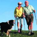 Kepikõnd annab parajalt koormust ja sobib igas eas inimestele.