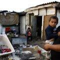 Prantsusmaa jätkab mustlaslaagrite lammutamist