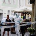 FOTOD KAHTLUSALUSTEST | Kaks meest röövisid Tallinna vanalinna juveelipoodi