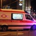 Tallinnas Viru ringil sünnitas naine täna öösel tütre