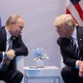 Trump: Putiniga läbi saada on okei