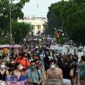 USA linnades kogunesid inimesed seni suurimatele politseivägivallavastastele meeleavaldustele