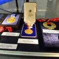 Eesti sportlaste olümpiakullad