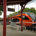 Rong Nõmme jaamas. Foto: Erki Korp
