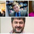 """Mõjukad 2015: milline partei """"toodab"""" enim mõjukaid eestivenelasi, kes oli üllatuslikult rahva lemmik ja kes on parteide vastu kõige heldem?"""
