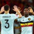ФОТО и ВИДЕО: Бельгия прервала венгерскую сказку на чемпионате Европы