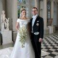 Paradiisi paberid: Rootsi kroonprintsess Victoria käis pulmareisil Bermuda riiulifirma eralennukiga