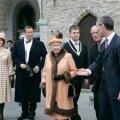 Elizabeth II Tallinnas 2006. aastal