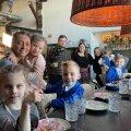 Эстонские семьи рассчитывают на более дружелюбное к детям обслуживание в ресторанах