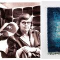EESTI DISAINITÄHESTIK   H nagu tekstiilikunstnik Ellen Hansen