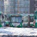 Enno Tamm: Tallinna tänavatel liigub rekordarv ühissõidukeid