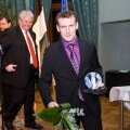 FOTOD: Aasta kodanik on Eesti jalgpallikoondise keskväljamootor Konstantin Vassiljev