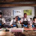 GALERII | Tipprestoranid kogusid 45 000 eurot Lõuna-Eesti toidupankade toetuseks