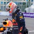 Max Verstappen oli Bakuus üdini pettunud.