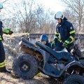 Muugal toimund ATV õnnetus