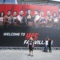 MENUKAIM VABAVÕITLUSE MATŠ: Melbourne´i Etihadi staadionil vaatas Holmi ja Rousey matši 56 214 inimest, mis on MMA uus rekord.
