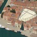 PALASPORT ARSENALE: Valge hoone Veneetsias, kus Balti riigid maist septembrini ühe katuse all oma minevikku ja tulevikku vaatavad.