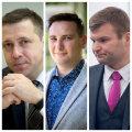 Loe, miks ei lähe riigikokku Vadim Belobrovtsev, Vladimir Svet ja Lauri Laats