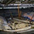 Peterburi ülikalli jalgpallistaadioni ehitusse pumbatakse haiglatele ja koolidele mõeldud raha