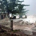 Jamaical möllavas orkaanis on surma saanud kaks inimest