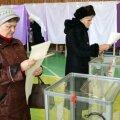 Mariupoli kohalikel valimistel said endised janukovõtšlased 54 kohast 45