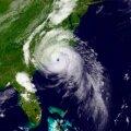 Orkaan Arthur jõudis Põhja-Carolina rannikule teise kategooria tormina